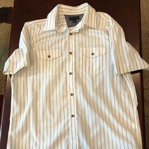 Banana Republic Shirts - banana republic casual button down shirt